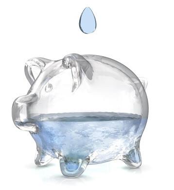 waterontharde besparing
